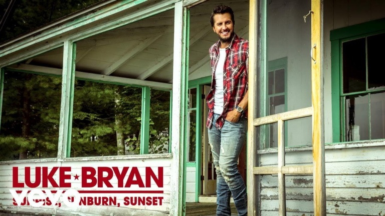 Luke Bryan – Sunrise, Sunburn, Sunset (Au...