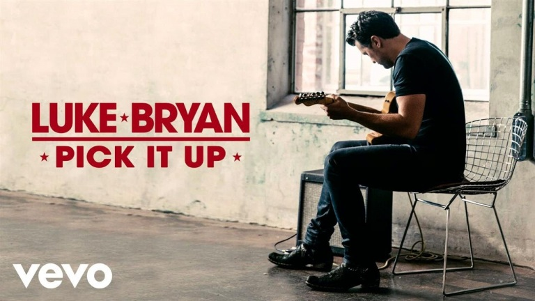 Luke Bryan – Pick It Up (Audio)