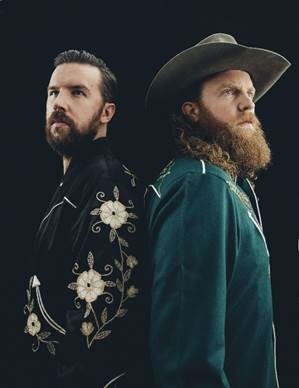 EMOTIONS WILL RUN HIGH FOR BROTHERS OSBORNE AT THIS YEAR'S GRAMMY AWARDS.