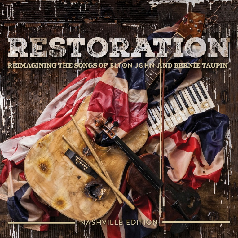 RESTORATION: REIMAGINING THE SONGS OF ELTON JOHN AND BERNIE TAUPIN IS AVAILABLE NOW.