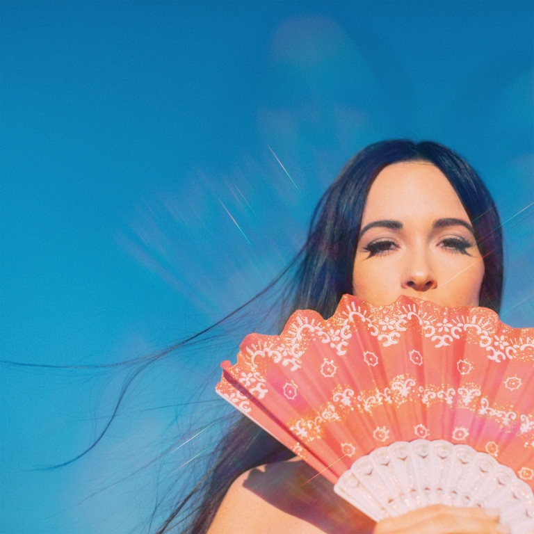 KACEY MUSGRAVES' GOLDEN HOUR IS AVAILABLE NOW.