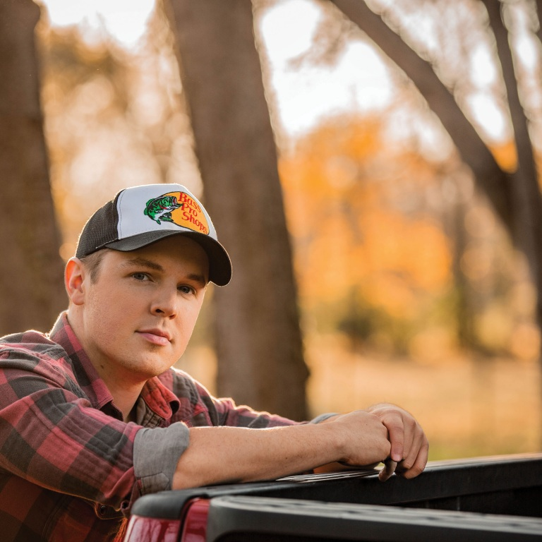 TRAVIS DENNING HITS THE AIRWAVES WITH 'DAVID ASHLEY PARKER FROM POWDER SPRINGS.'