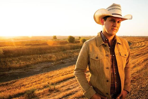 JON PARDI LOVES BEING ON TOUR WITH DIERKS BENTLEY.