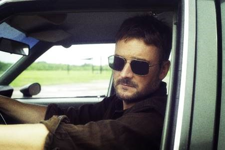 "ERIC CHURCH WILL DEBUT THE VIDEO FOR HIS NEW SONG, ""DESPERATE MAN,"" ON MONDAY."