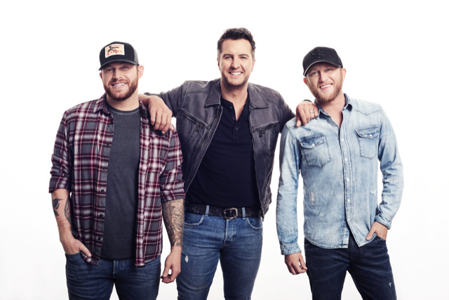 "LUKE BRYAN WILL WRAP HIS ""SUNSET REPEAT TOUR"" AT FORD FIELD IN DETROIT FOR THE FOURTH CONSECUTIVE YEAR."