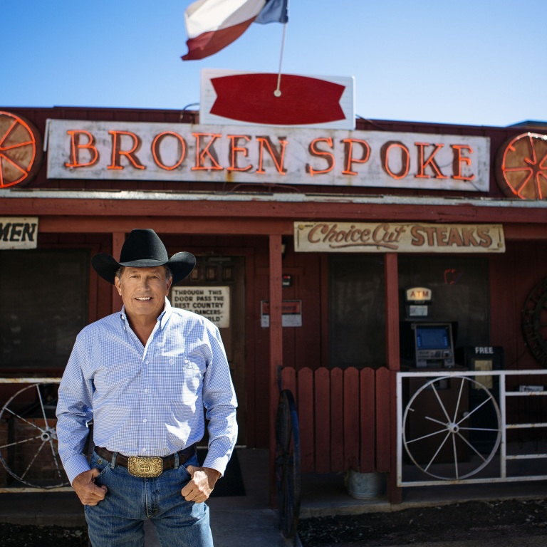 "GEORGE STRAIT ADDS SHOWS IN WICHITA AND KANSAS CITY FOR 2020; RELEASES NEW VIDEO FOR ""EVERY LITTLE HONKY TONK BAR."""