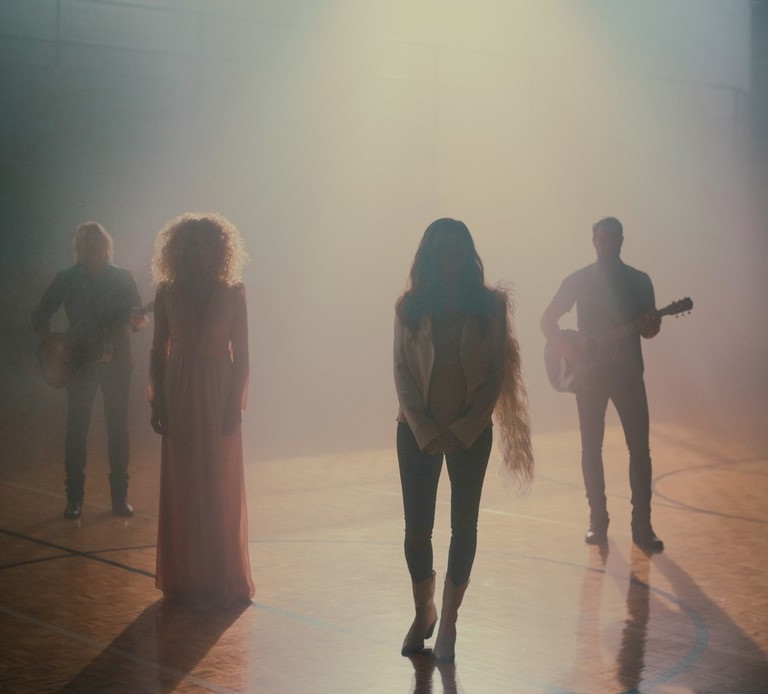 "LITTLE BIG TOWN'S ""THE DAUGHTERS"" OFFICIAL MUSIC VIDEO PREMIERES TODAY ON CMT."