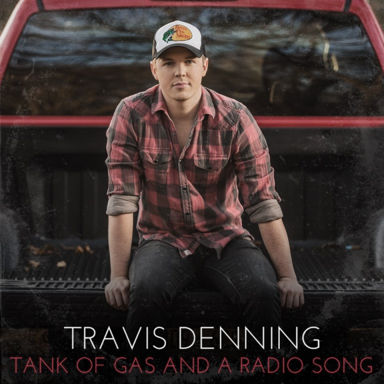 "TRAVIS DENNING REVS UP WITH NEW TRACK ""TANK OF GAS AND A RADIO SONG"" AVAILABLE TODAY."