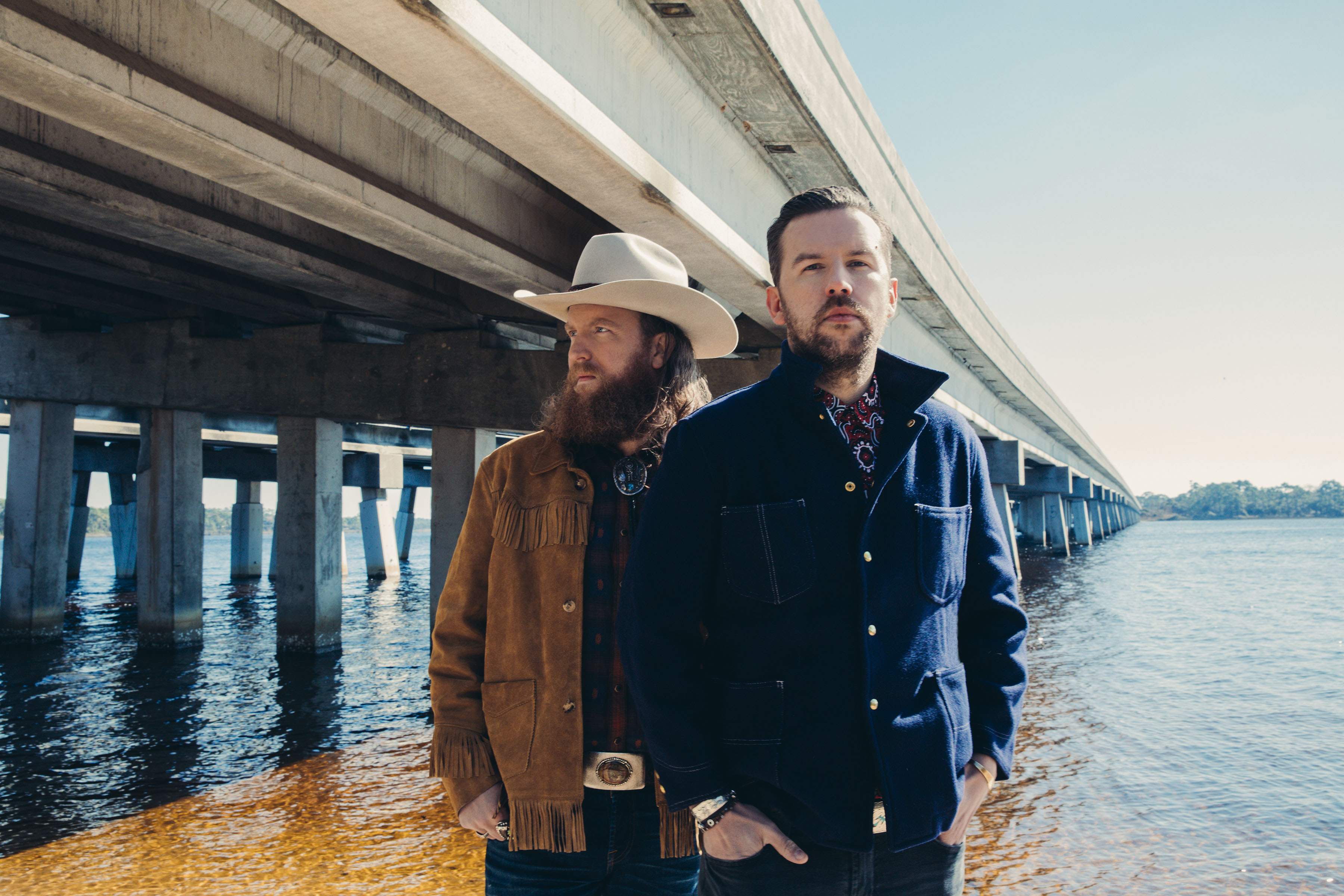 BROTHERS OSBORNE'S NEW ALBUM LIVE AT THE RYMAN AVAILABLE TODAY.