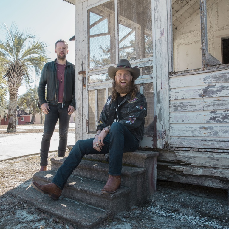 BROTHERS OSBORNE GET READY TO RELEASE THEIR LIVE AT THE RYMAN ALBUM.
