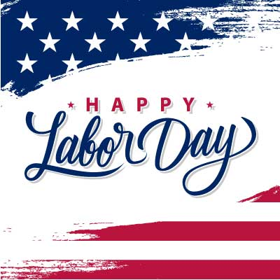 LABOR DAY 2019 AUDIO