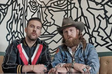 BROTHERS OSBORNE SCHEDULED FOR HALFTIME PERFORMANCE AT DETROIT LIONS THANKSGIVING DAY CLASSIC.