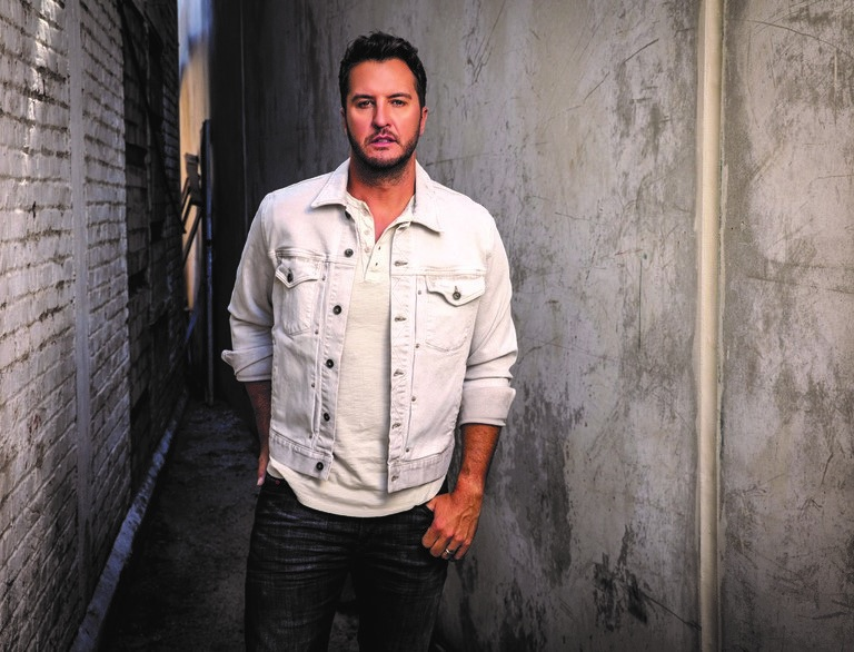 LUKE BRYAN HAS WHAT IT TAKES TO BE AN AMERICAN IDOL.