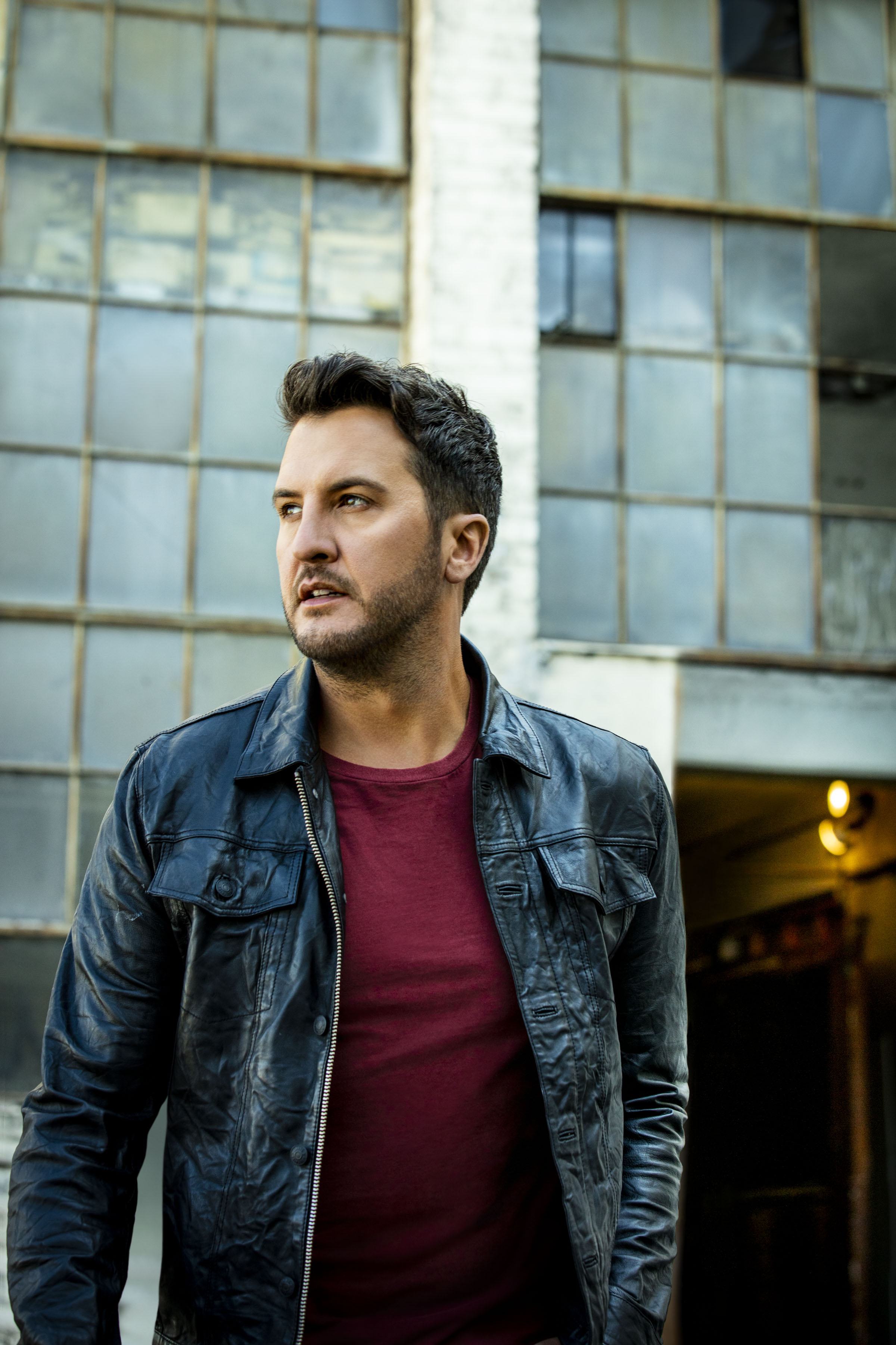 LUKE BRYAN REVEALS ALBUM COVER AND TRACK LIST FOR HIS UPCOMING ALBUM, BORN HERE LIVE HERE DIE HERE.