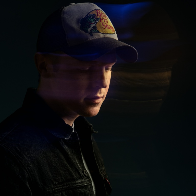 "TRAVIS DENNING LOVED THE SIMILARITIES IN HIS VIDEO FOR ""AFTER A FEW."""