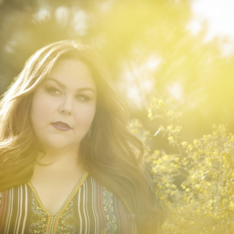 "CHRISSY METZ RELEASES NEW SONG ""ACTRESS."""