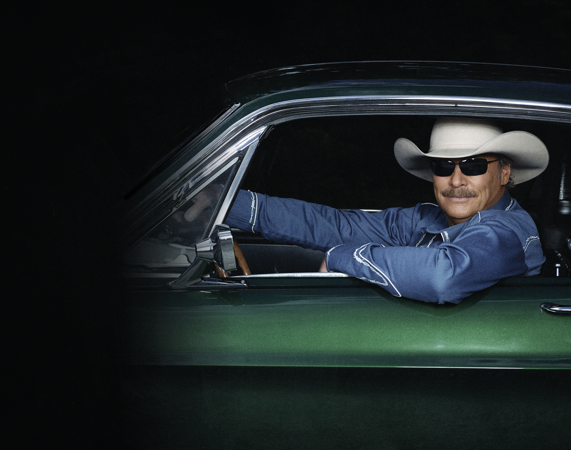 "COUNTRY MUSIC STAR ALAN JACKSON TO STAGE ""SMALL TOWN DRIVE-IN"" CONCERTS."
