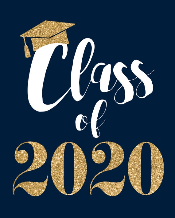CLASS OF 2020 GRADUATION LINERS