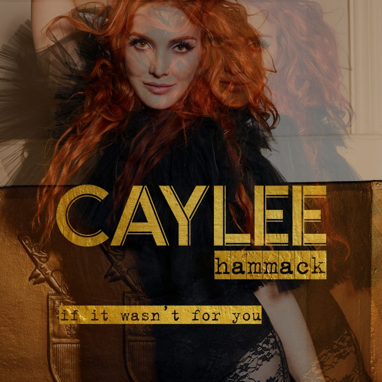 """CAYLEE HAMMACK RISES FROM THE ASHES WITH HER NEW SONG """"FORGED IN THE FIRE"""" AVAILABLE TODAY."""