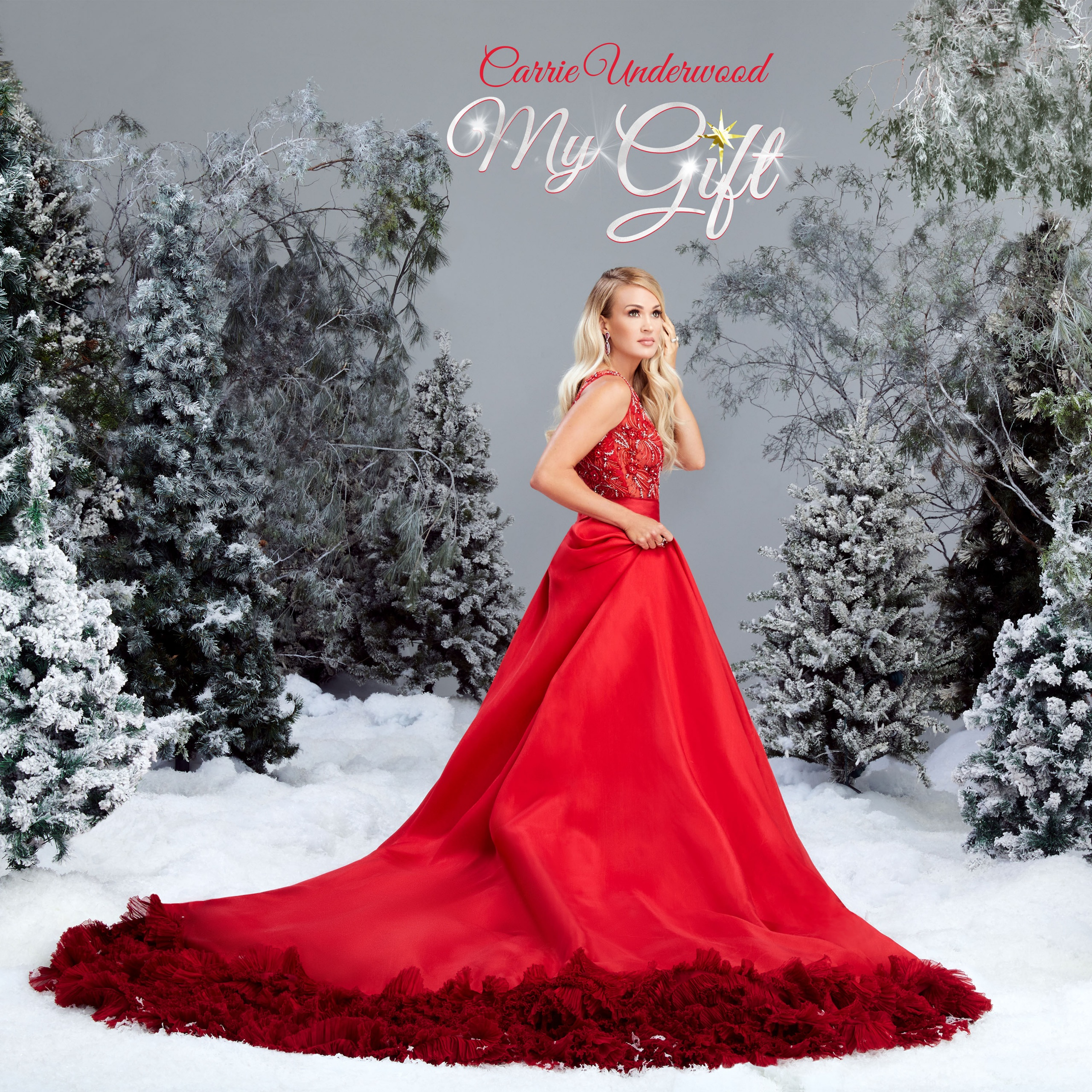 2020 Christmas Cd Releases Pressroom | CARRIE UNDERWOOD TO RELEASE FIRST EVER CHRISTMAS ALBUM