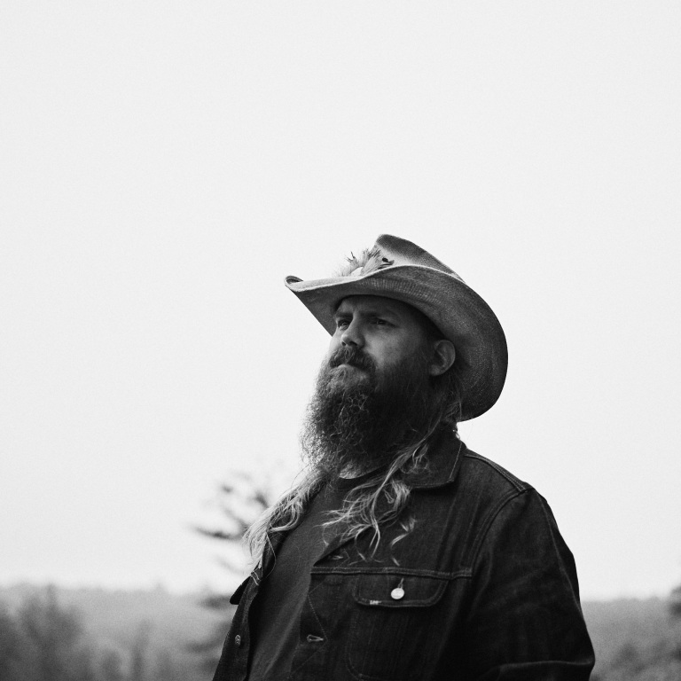 CHRIS STAPLETON'S MAIN GOAL IN MAKING MUSIC IS TO EXPERIENCE IT AND CONNECT WITH THE AUDIENCE THROUGH THE MUSIC.
