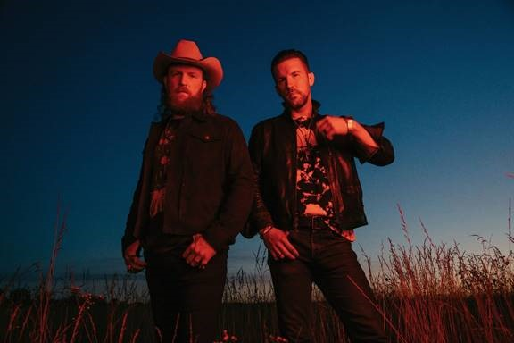 "BROTHERS OSBORNE RELEASES ""ALL NIGHT"" MUSIC VIDEO."