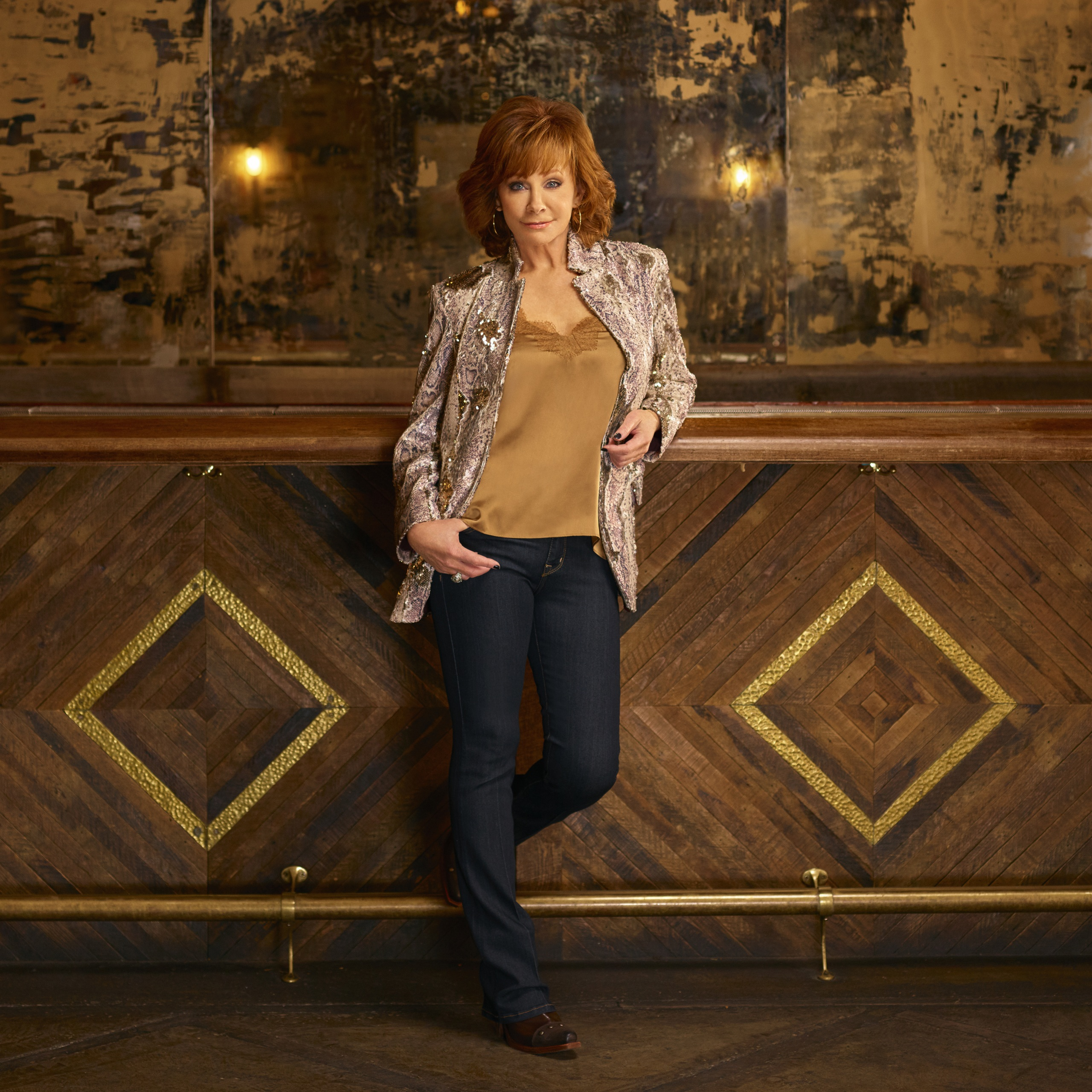 "REBA McENTIRE WILL HOST HER OWN PODCAST, TITLED ""LIVING AND LEARNING."""