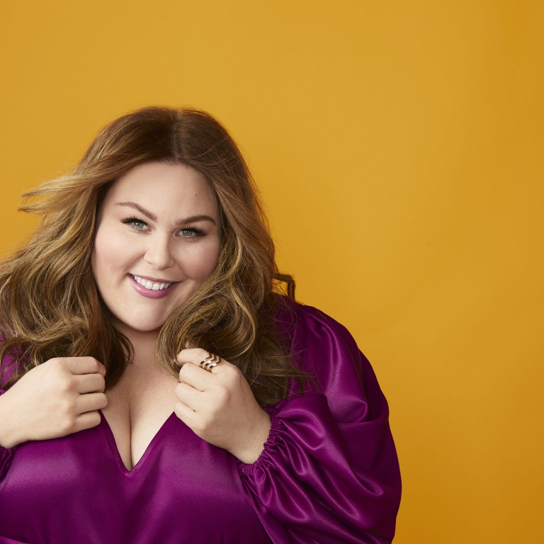 "CHRISSY METZ RELEASES AN ACOUSTIC PERFORMANCE VIDEO OF HER SONG, ""GIRL GO."""