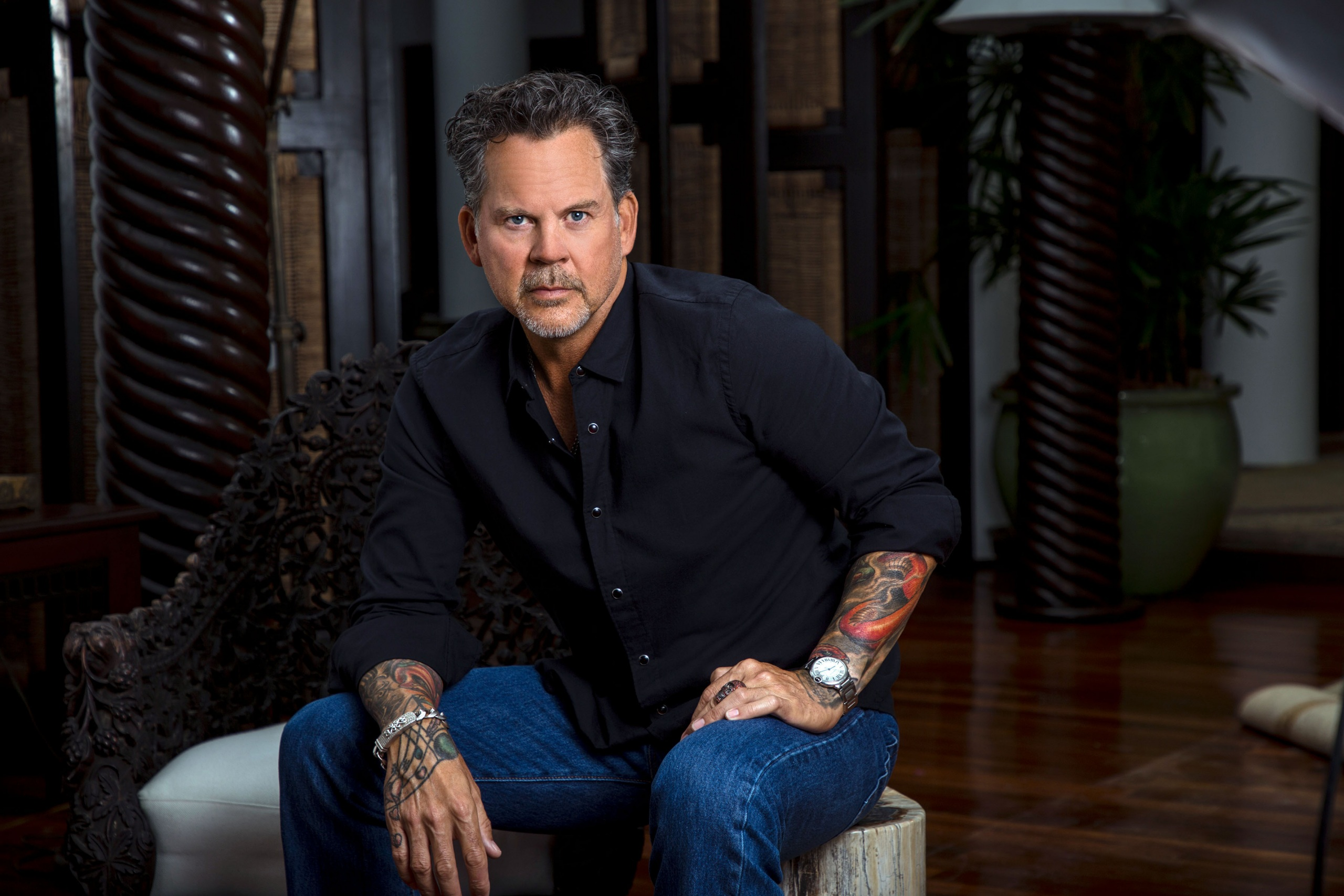 GARY ALLAN ANNOUNCES NEW ALBUM RUTHLESS – AVAILABLE JUNE 25th.