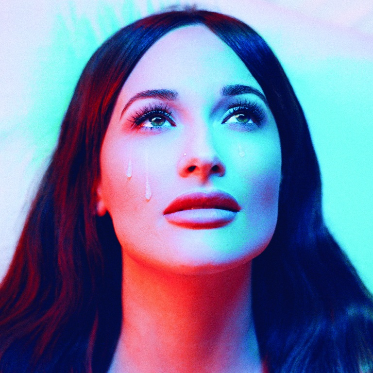 """KACEY MUSGRAVES PERFORMS """"breadwinner"""" ON THE LATE SHOW WITH STEPHEN COLBERT."""